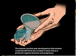 female-condom